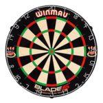 Winmau Blade 5 Dartboard / Dartscheibe / Dartscheiben-Testsieger.de