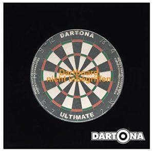 Dartona Dartboard Surround viereckig / Dartscheiben-Testsieger.de