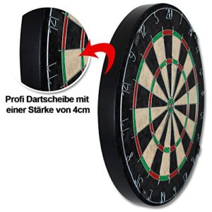 Dart Turnier Set von XQ Max Darts