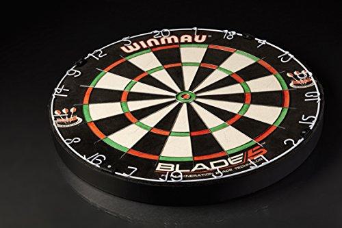 Winmau Blade 5 Dartboard / Marken /Dartscheiben-Testsieger.de / Marken