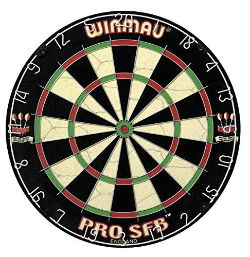 Winmau Pro SFB Dartboard / Dartscheiben / Dartscheiben-Testsieger.de