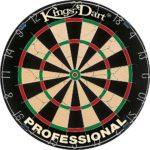 Kings Dart Dartscheibe Professional / Dartscheiben-Testsieger.de