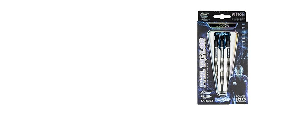 Target Phil Taylor POWER 8Zero Steeldarts / Dartscheiben-Testsieger.de / Targe