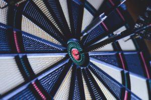 Dart Bullseye / Dartscheiben-Testsieger.de / Dartscheiben Ratgeber