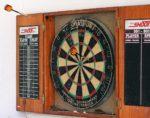 Old Dartboard / Das Interesse am Dartsport steigt immer weiter an / Dartscheiben-Testsieger.de