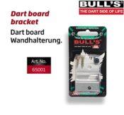 Befestigungs-Set für Dartscheiben Bristle Board Halter Typ: Standard - 1 / Dartscheiben-Testsieger.de